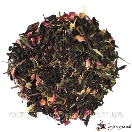 Черный ароматизированный чай Teahouse 1001 ночь, фото 1