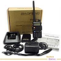 Рация Baofeng UV-5R (двухканальная)