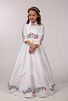Вишите дитяче плаття  ПА 03(1)