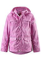 Ветровка для девочки розовая Reima 511157B-4145. Размер 104 и 116., фото 1