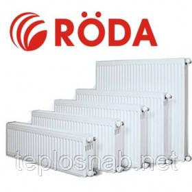 Стальной радиатор Roda 22 Eco 500*400
