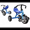 Детский трехколесный велосипед QAT-T001 со стальной рамой