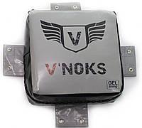 Настенная подушка для отработки ударов из ПВХ V`noks RDX серый
