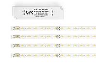 Комплект LED линеек и светодиодный драйвер - 30Вт