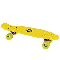 Скейтборд BUFFY/Жовтий желтый