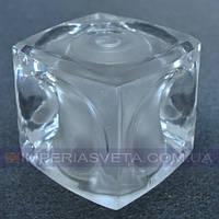 Плафон для галогеновых люстр, светильника G-4 IMPERIA квадрат LUX-341615
