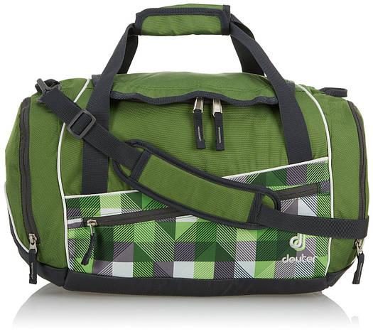 Сумка детская Deuter Hopper green arrowcheck (80261 2013)