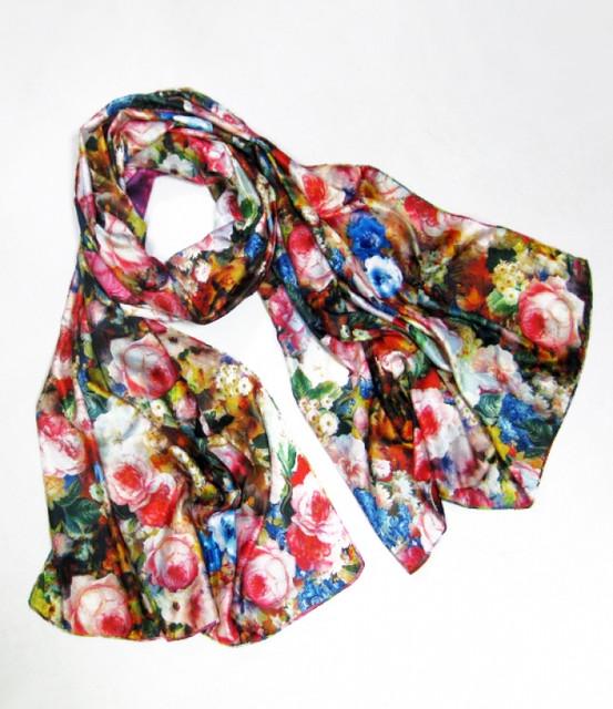 Женские шарфы,платки,палантины.