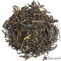 Зеленый ароматизированный чай Teahouse Брызги шампанского