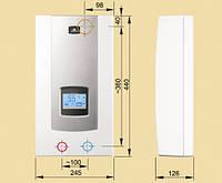 Проточные электрические водонагреватели Kospel PPVE-9/12/15 Focus electronic LCD