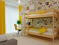 Кровать двухъярусная Твикс Бук 90х190 см