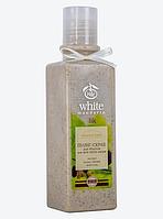 Пилинг-скраб для лица для всех типов кожи серии «Проросшие зерна» White mandarin, 200мл