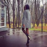 Женское пальто из твида (р-ры 42-46), фото 4