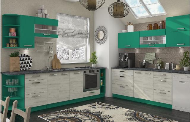 Кухня Шарлотта Сокме