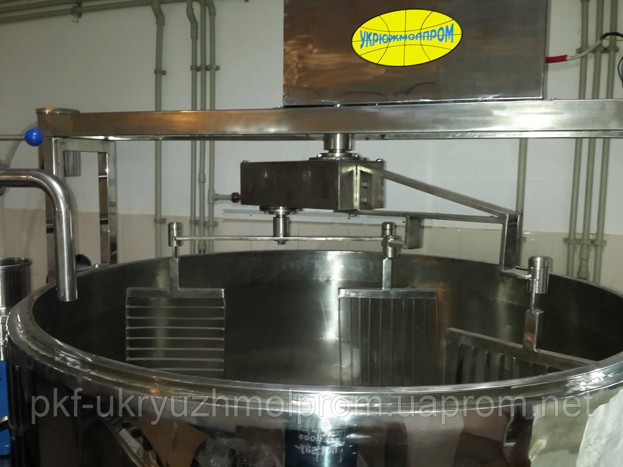 Пастеризатор-сыроизготовитель - ООО ПКФ «УкрЮжМолпром» в Одессе
