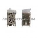 Коннектор зарядки для LG KG270, KG280, KP100, KP110, KP500, KP265, KF300 (Оригинал)