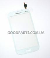 Сенсорный экран (тачскрин) для Samsung I9060 Galaxy Grand Neo белый high copy