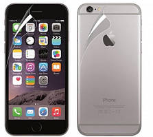 Защитная пленка Iphone 6 пленка перед + зад #100164