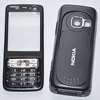 Корпус Nokia 6151 черный (шт.)