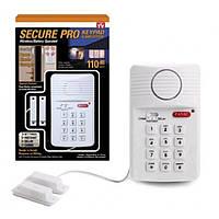 Локальная сигнализация SECURE PRO keypad с магнитным датчиком