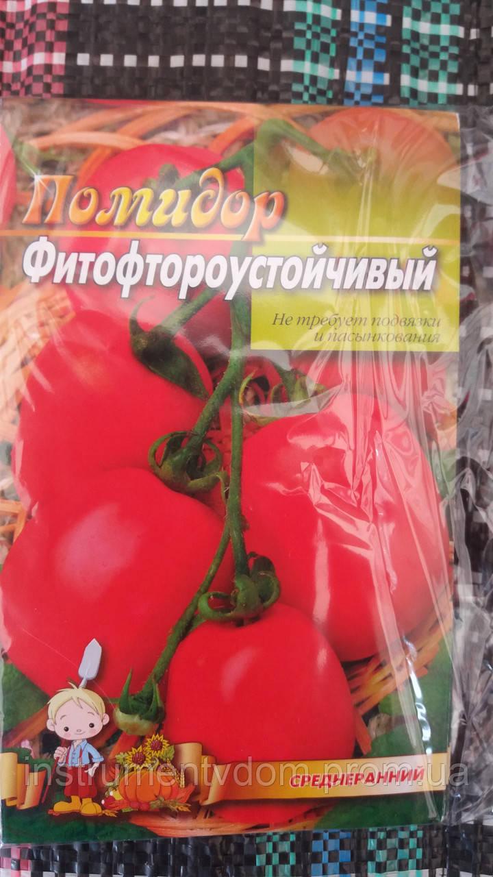 """Семена томатов """"Фитофтороустойчивый"""", 5 г (упаковка 10 пачек)"""