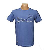 Мужская стрейчевая футболка Lycra тм. BY Walker. пр-во Турция 4003-2
