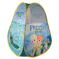 Детская игровая палатка Frozen, фото 1