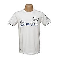 Мужская стрейчевая футболка Lycra тм. BY Walker. пр-во Турция 4003-3