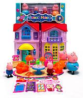 Домик Свинки Пеппы Peppa Pig 5805А музыкальный.