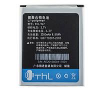 Аккумулятор для THL W7