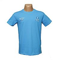 Мужская стрейчевая футболка Lycra тм. BY Walker. пр-во Турция 4015-3