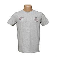 Мужская стрейчевая футболка Lycra тм. BY Walker. пр-во Турция 4015-4