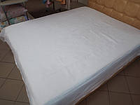 """Ткань для пошива постельного белья лён белый / """"Чарівна Ніч"""", фото 1"""