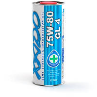 Масло трансмиссионное XADO Atomic Oil 75W-80 GL 4 1л