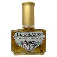 Масло для кутикулы с медом и прополисом, El Corazon 16мл