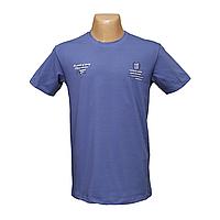Мужская стрейчевая футболка Lycra тм. BY Walker. пр-во Турция 4015-7