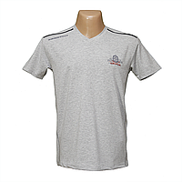Мужская стрейчевая футболка Lycra тм. BY Walker. пр-во Турция 4016-2