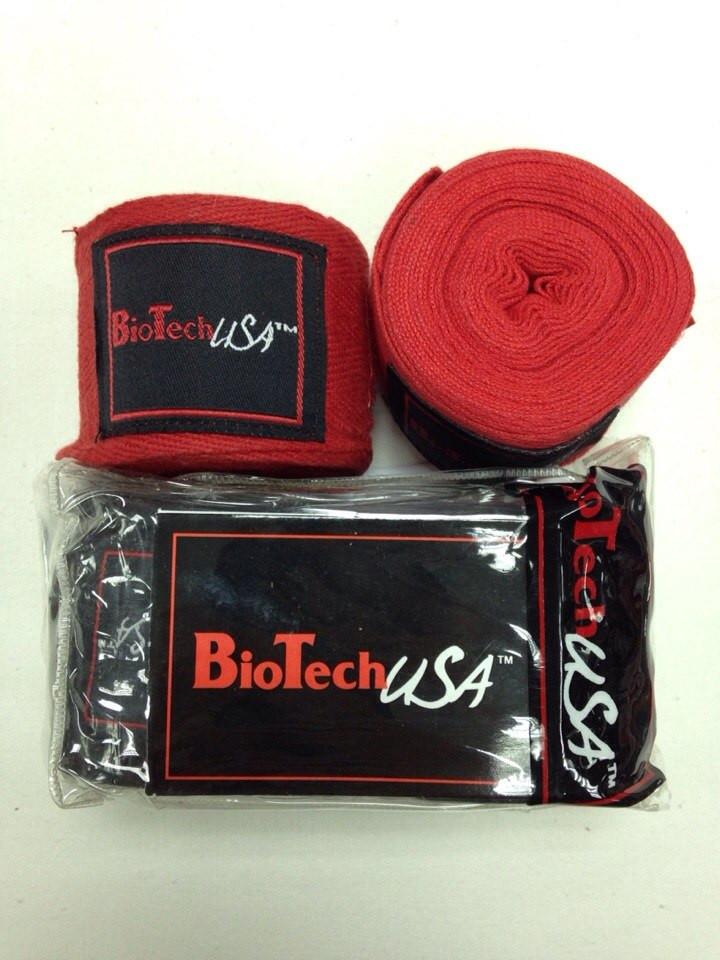 Бинты боксёрские Biotech Bedford 2 бинты (3,5 м) 2 шт