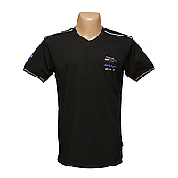 Мужская стрейчевая футболка L-3XL тм. BY Walker. пр-во Турция 4027-1