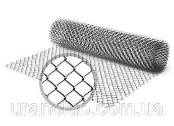 Сітка Рабиця 1,2* 10м. Оцинков. (50х50) d=1,4 мм