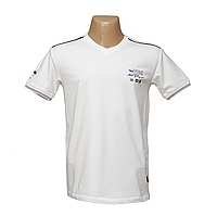 Мужская стрейчевая футболка Lycra тм. BY Walker. пр-во Турция 4027-6