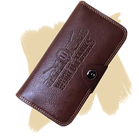Портмоне-клатч WORLD of TANKS, портмоне мужское, стильный бумажник, кошелек мужской брендовый