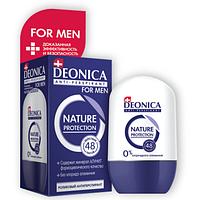 Антиперспирант Deonica for men Nature Protection 45 мл (ролик)