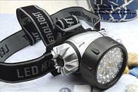 Фонарь налобный LED