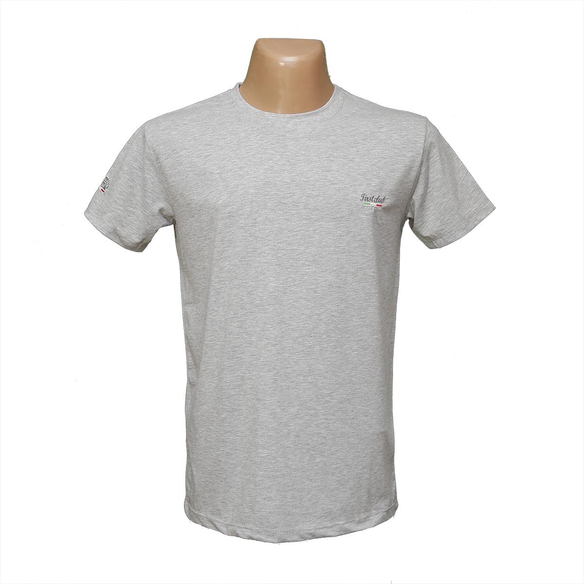 Мужская стрейчевая футболка Lycra тм. BY Walker. пр-во Турция 4035-6