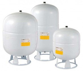 Расширительные баки ELBI серия DS для систем с использованием солнечной энергии