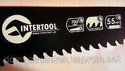 Ножовка по Газобетону 700mm intertool (интертул)