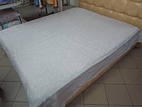 """Ткань для пошива постельного белья лён серый / """"Чарівна Ніч"""", фото 1"""
