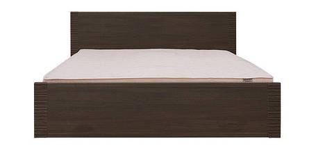 Кровать_LOZ 160 (каркас) Рафло дуб венге (БРВ-Украина TM), фото 2