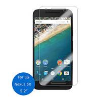 Закаленное защитное стекло для LG Google Nexus 5X (H791)